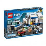 Set de constructie LEGO City Centru de Comanda Mobil