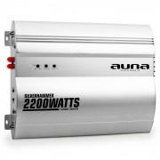 Silverhammer amplificatore auto 2 canali 2200W