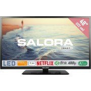 Salora 5000 series 48FSB5002 48'' Full HD Smart TV Zwart LED TV