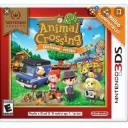 Animal Crossing New Leaf Welcome Amiibo 3ds select- Sniper