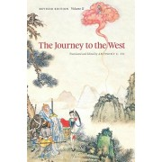 The Journey to the West, Revised Edition, Volume 2, Paperback/Anthony C. Yu