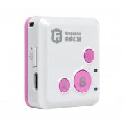Reachfar Rf-v16 Real Time Gsm Mini Gps Tracker Gprs Tracking Sos Communicator With Watch Pulsera (rosa)