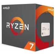 AMD Ryzen 7 1700X 3.4GHz Eight Core Socket AM4 Sixteen Thread Processor
