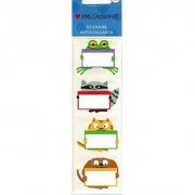 Critter Labels Sticker Package by Mrs. Grossman's