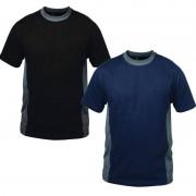 elysee T-shirt, für Arbeit und Freizeit, schwarz Gr.L