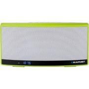Boxa Portabila Bluetooth Blaupunkt BT10GR NFC FM Mp3 Power bank Green