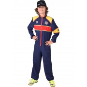 Coppens Race overall - Blauw - Grootte: 152