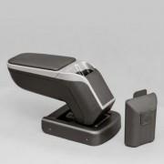Armster 2 čierno/sivá - Lakťová opierka Suzuki Swift, 2010-17