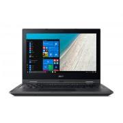 "Acer TravelMate Spin B1 B118-RN-P31H 1.1GHz N4200 11.6"" 1920 x 1080pixels Touchscreen Black Hybrid (2-in-1)"