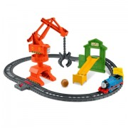 Set de joaca Thomas and Friends Track Master - Circuit Thomas si macaraua Cassia