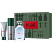 Hugo Boss Hugo - EDT 125 ml + deodorant spray 150 ml + gel de dus 50 ml