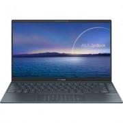 """Лаптоп ASUS ZenBook 14 UX425JA-WB301T - 14"""" FHD IPS, Intel Core i3-1005G1, Pine Grey"""