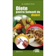 DIETE PENTRU BOLNAVII DE DIABET