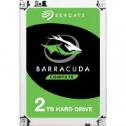 Seagate BarraCuda, 2 TB Harde schijf ST2000LM015, SATA 600