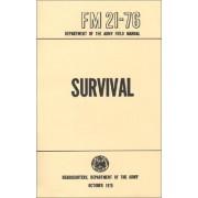 Exército dos EUA - Manual de Sobrevivência