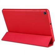 Flipcase skyddsfodral med hållare till Galaxy Tab A 10.1 (2019) - Röd