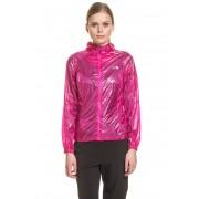 THE North Face Jacke, Kapuze, taillierter Schnitt rosa