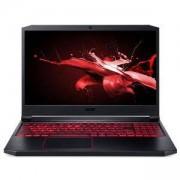 Лаптоп Acer Nitro 7 (AN715-51-77YD), 15.6 инча (1920х1080) 144Hz IPS LED LCD, Intel Core i7-9750H, 16GB DDR4, 1ТВ HDD, NVIDIA GTX 1660Ti, NH.Q5HEX.015