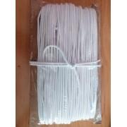 Pamutvászon textília 160 cm széles macis fehér focis mintával