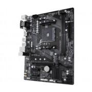 Gigabyte GA-A320M-S2H scheda madre Presa AM4 AMD A320 Micro ATX