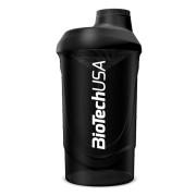 BioTechUSA Wave Shaker 600ml - Fekete