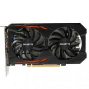 Видео карта GF GTX 1050, 3GB, Gigabyte GV-N1050OC-3GD, PCI-E 3.0, GDDR5, 96 bit, Display Port, HDMI, DVI