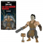 Action Figure Figura Funko Savage World Leatherface - La matanza de Texas