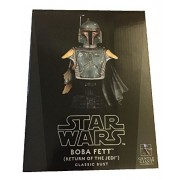 Gentle Giant Premier Guild Exclusive Star Wars Boba Fett (Return Of The Jedi) Classic Bust Limited to 300 Worldwide!