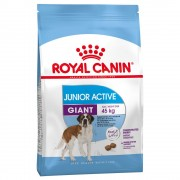 Royal Canin Giant Junior Active Hrană uscată - 15 kg