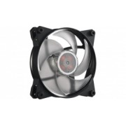 Ventilador Cooler Master MasterFan Pro 120 Air Pressure RGB, 120mm, 650-1500RPM, Negro