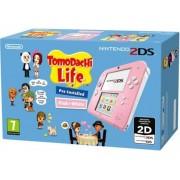 Nintendo 2DS Rosa + Tomodachi Life