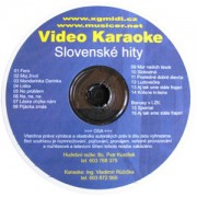 Video Karaoke Slovenské hity