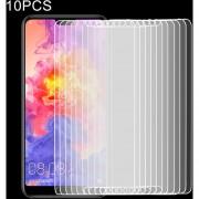 10 PCs Para Huawei P20 Pro 0.26mm 9h Dureza Superficial 2.5D A Prueba De Explosion Tempered Glass Screen Film