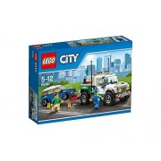 60081 Lego Pickup Tow Truck City Great Vehicles Age 5-12 / 209 Pieces / New 2015 by LEGO