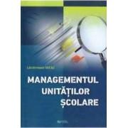 Managementul unitatilor scolare - Lacramioara Secili