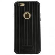 Husa Capac Spate Armor Negru APPLE iPhone 6, iPhone 6S YUPPI LOVE TECH