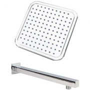 Prestige ABS Shower Head 4x4 with 9 inches Square Arm