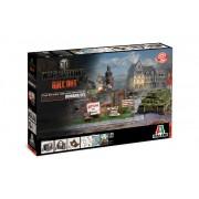 Italeri 36505 - 1:35 HIMMELSDORF DIORAMA SET - World of Tanks