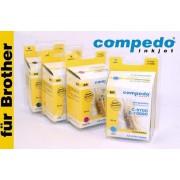 Compedo Printer Cartridge Brother Lc1000 Magenta