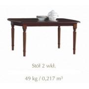 BOLTON Stół 76x100x160-240