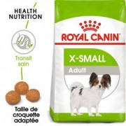 Royal Canin Mini X-Small Adult pour chien 2 x 1.5 kg