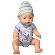 Zapf Creations Baby Born Interactive Doll Boy