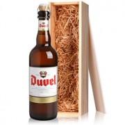 Bierpakket Duvel Kist + Pakje Speelkaarten