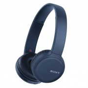 HEADPHONES, SONY WH-CH510, Bluetooth, microphone, Blue (WHCH510L.CE7)
