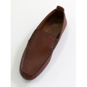 Traders Tan Drive Moccasins - Tan 12