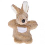 Twisha Hand Puppets Kangaroo 10 X 7 X 3 Inch