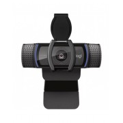 Webcam logitech c920s 1080p 30fps con
