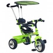 Tricikl guralica Dalmatino green