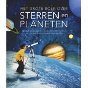 Deltas educatief boek Het grote boek over sterren en planeten