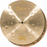 "Meinl Byzance Thin HiHat 13"", B13JTH, Jazz Finish"